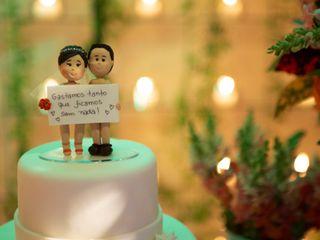 O casamento de Carla e Lucas 3