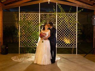 O casamento de Shwane e Caio