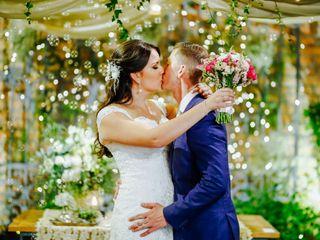 O casamento de Andreza e Ivo