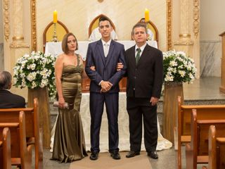 O casamento de Roberta e Amilton Mackson 1