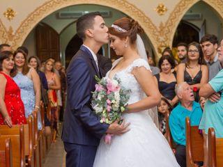 O casamento de Roberta e Amilton Mackson