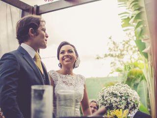 O casamento de Larissa e Rodrigo 1