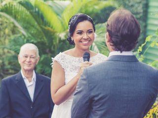 O casamento de Larissa e Rodrigo 3