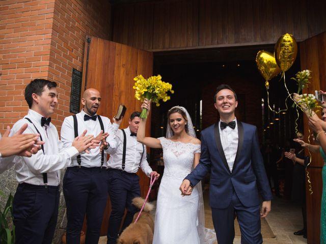 O casamento de Mari e Gui