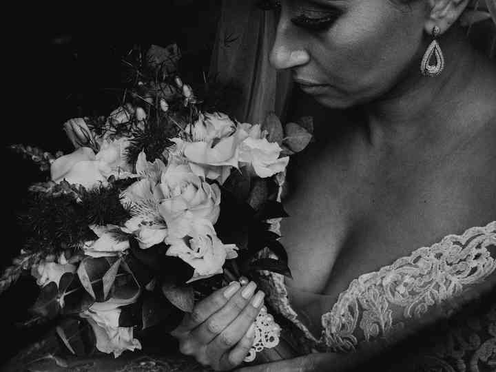 O casamento de Dani e Willian
