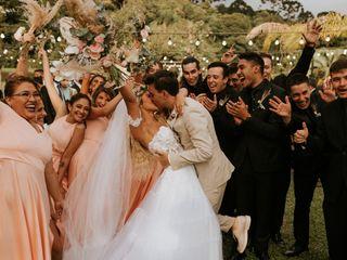 O casamento de Beatriz e Cauê
