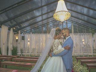 O casamento de Karina e Rafael