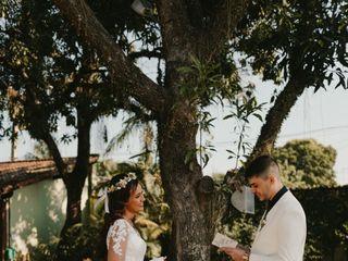 O casamento de Roberta  e Jander  2