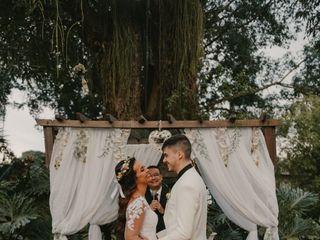O casamento de Roberta  e Jander  3