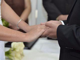 O casamento de Mauricio e Luciene