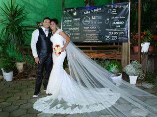 O casamento de Tathy e Carllos 3