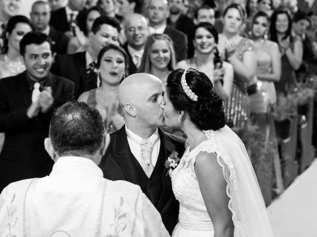 O casamento de Graciela e André