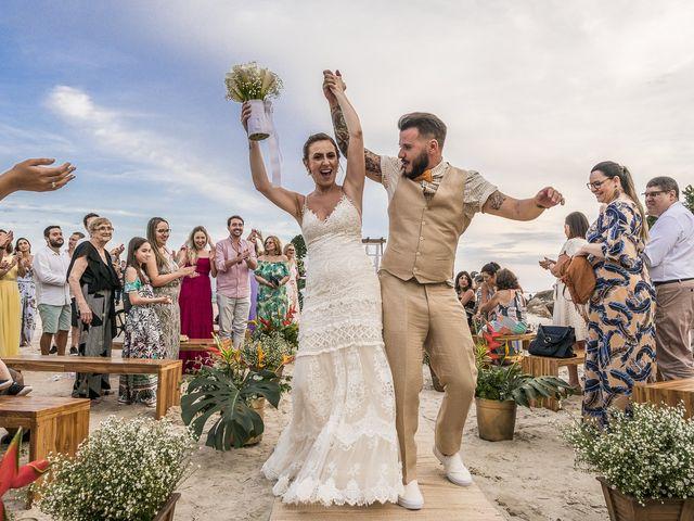 O casamento de Jéssica e Luca