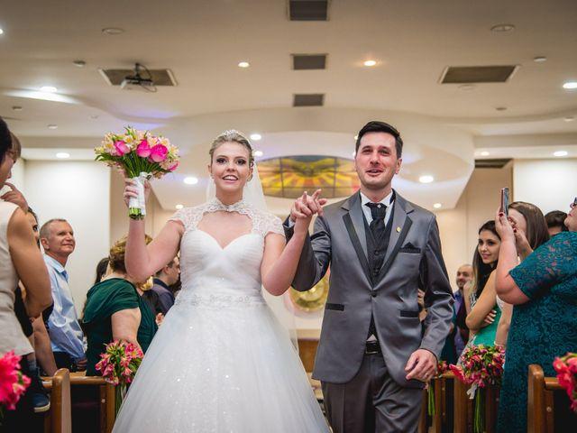 O casamento de Walquíria e Cleber