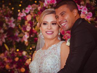 O casamento de Fabiana e Thiago