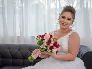 O casamento de Queiline e Vitor 3