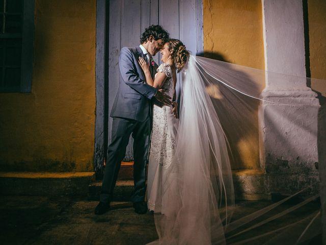 O casamento de Priscilla e Fernando