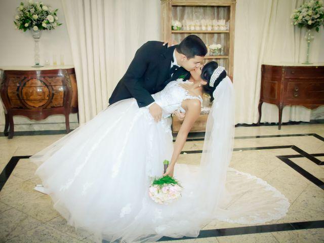 O casamento de Mariane e Patrick