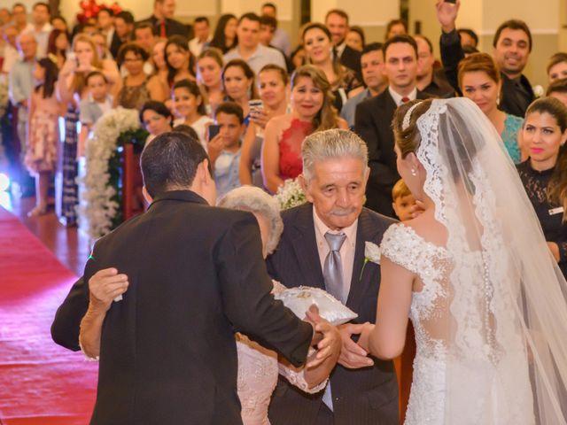 O casamento de Pedro e Patrícia em Campo Grande, Mato Grosso do Sul 21