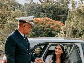 O casamento de Luana e Cristian 1