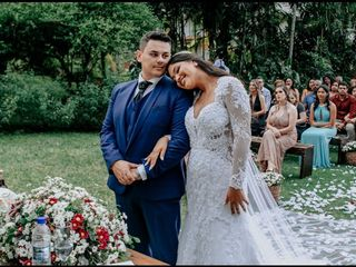 O casamento de Luana e Cristian 3