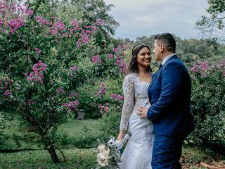 O casamento de Luana e Cristian