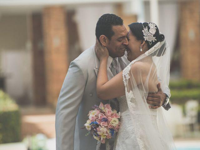 O casamento de Ariane e Eremilton