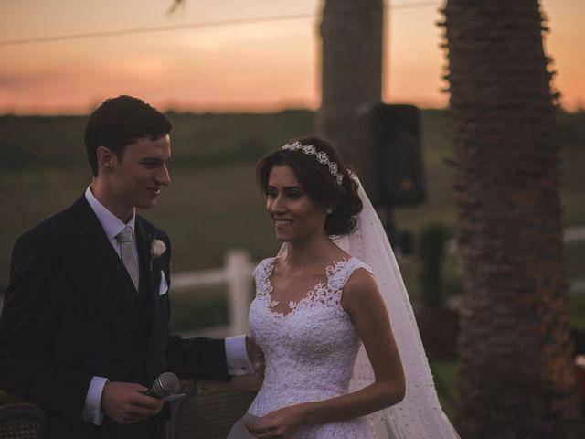 O casamento de Jaqueline e Luke