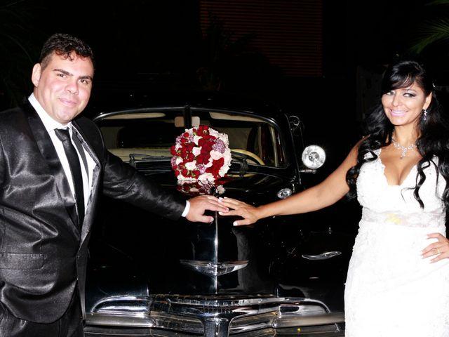 O casamento de Elaine e Caio