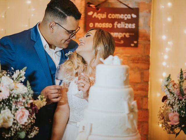 O casamento de Daniela e Luis