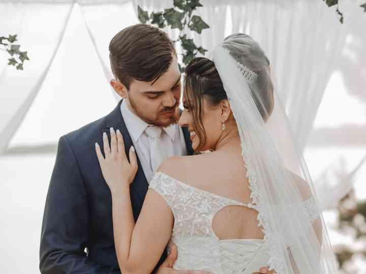 O casamento de Geovana e Lucas