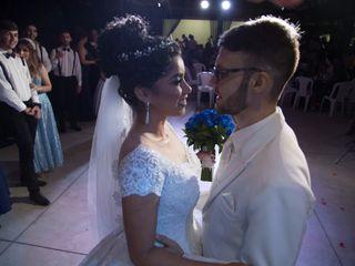 O casamento de Tainara e Renner