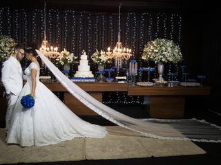 O casamento de Tainara e Renner  2