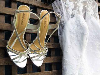 O casamento de Viviane e Jean 2