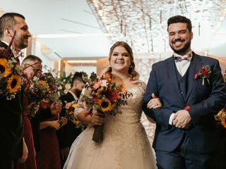 O casamento de Amanda e Eder