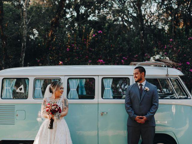 O casamento de Bruna e Fabio