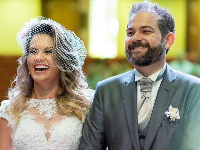 O casamento de Christianne e Carlos
