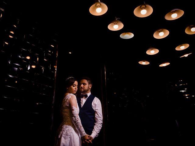 O casamento de Maria Clara e Junior