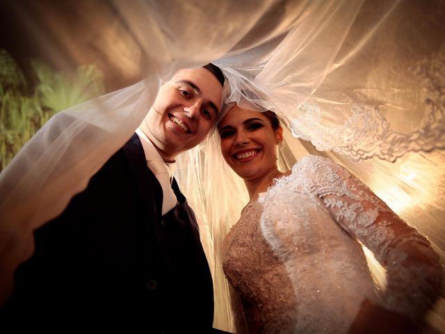 O casamento de Caroline e Danilo