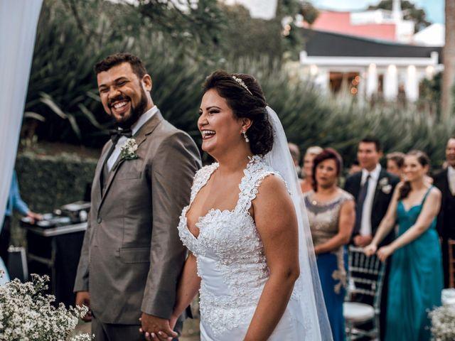 O casamento de Talita e Paulo
