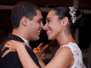 O casamento de Alessandra e Raphael