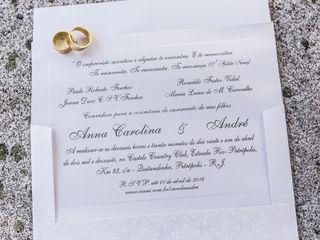 O casamento de Carol e André 1