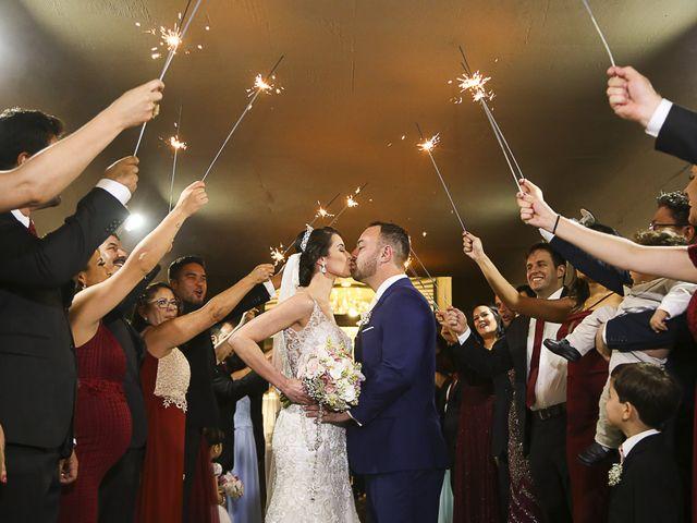 O casamento de Aline e Kayo