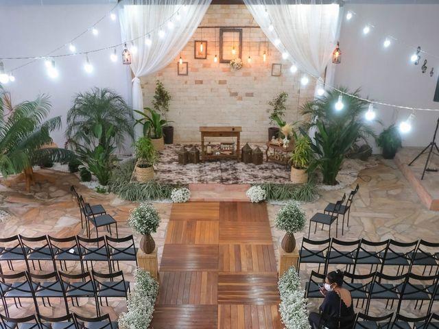 O casamento de Jose e Mayara em Samambaia, Distrito Federal 8