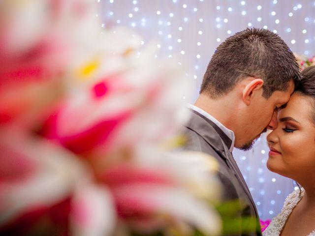O casamento de Jessica e Marconi