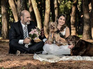 O casamento de Carla e Paulo 2
