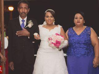 O casamento de Ana Flávia  e Higor 3