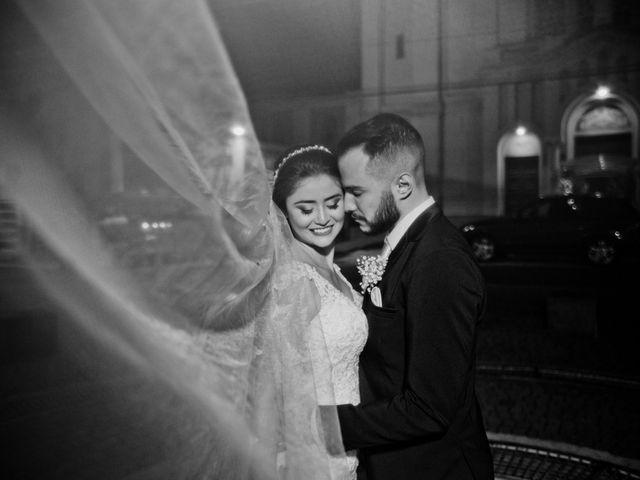 O casamento de Karoline e Kauê