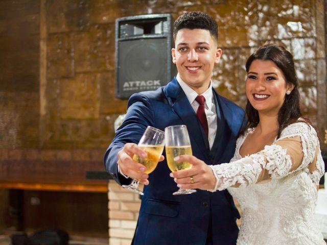 O casamento de Tayna e Rafael