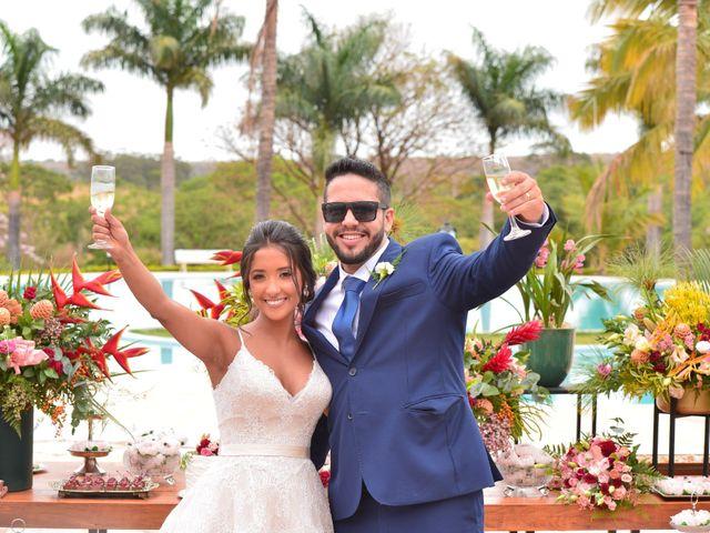 O casamento de Stella e Alexandre